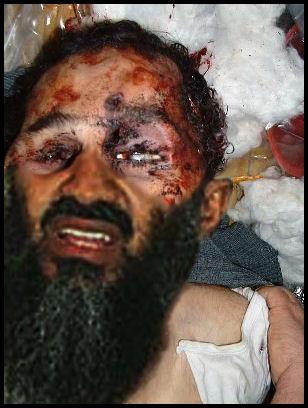 fake osama bin laden Chas. Osama bin Laden